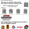 Action Locksmith inc – Promo postcard
