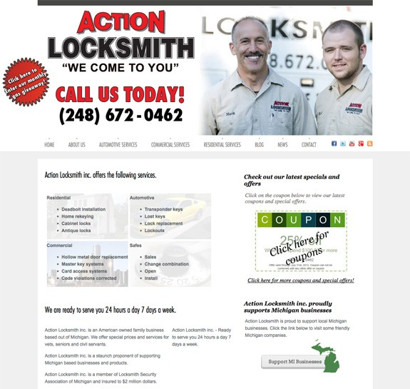 Action Locksmith inc.